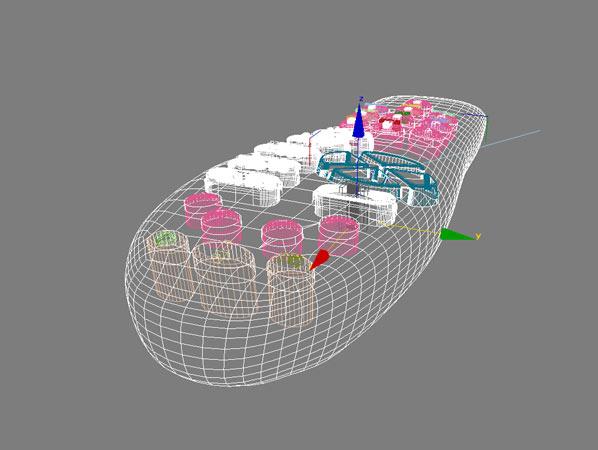 BBCi REmote Control 3D render
