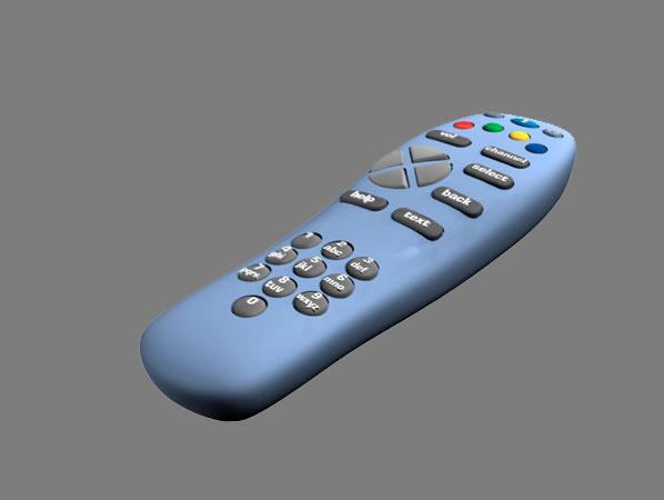 Image of BBCi Remote Control